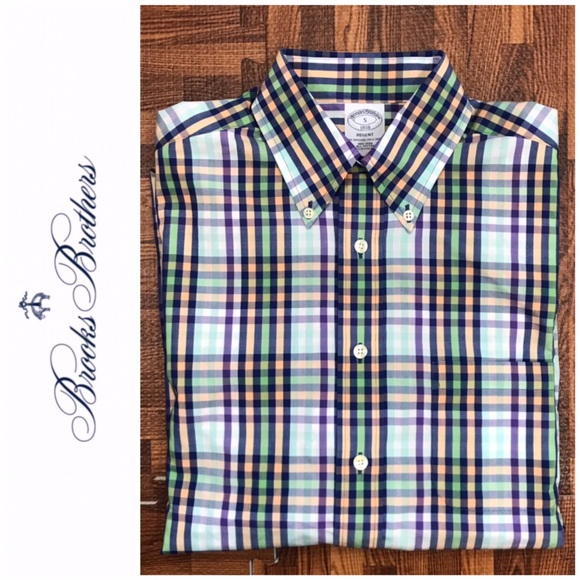Brooks Brothers Other - Brooks Brothers Regent Shirt NWT
